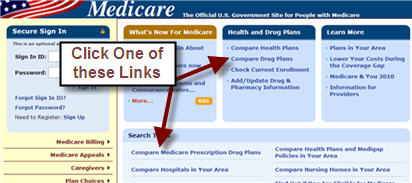 Medicare Part D Signup